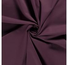 Jersey Viskose Polyamid weinrot 160 cm breit