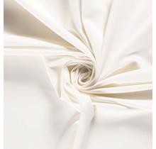 Jersey Viskose Polyamid wollweiss 160 cm breit