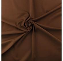 Jersey Viskose Polyamid rostrot 160 cm breit
