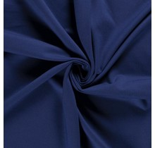 Jersey Viskose Polyamid stahlblau 160 cm breit