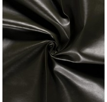 Nappalederimitat dunkelgrün 137 cm breit
