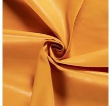 Nappalederimitat orange 137 cm breit