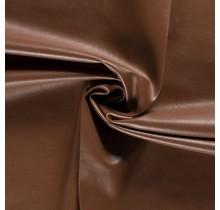 Nappalederimitat braun 137 cm breit