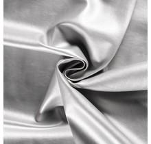 Nappalederimitat silber 137 cm breit