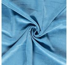 Feincord Stretch aquablau 145 cm breit