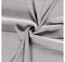 Feincord Stretch hellgrau 145 cm breit