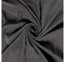 Feincord Stretch dunkelgrau 145 cm breit