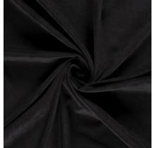 Feincord Stretch schwarz 145 cm breit