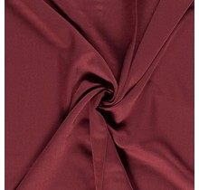 Bi-Stretch Gabardine bordeauxrot 145 cm breit