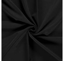 Bi-Stretch Gabardine schwarz 145 cm breit