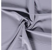 Bi-Stretch Gabardine hellgrau 145 cm breit
