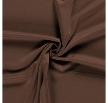 Bi-Stretch Gabardine braun 145 cm breit