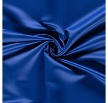 Duchesse Satin Uni königsblau 148 cm breit