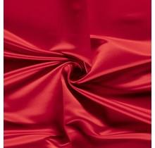 Duchesse Satin Uni rot 148 cm breit