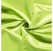 Duchesse Satin Uni lindgrün 148 cm breit
