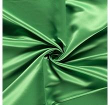 Duchesse Satin Uni grasgrün 148 cm breit