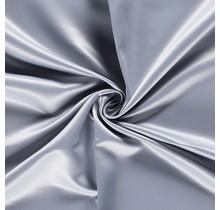 Duchesse Satin Uni silber 148 cm breit