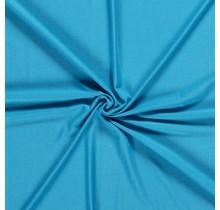 Viskose Jersey deluxe aquablau 150 cm breit