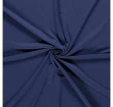 Viskose Jersey deluxe indigoblau 150 cm breit