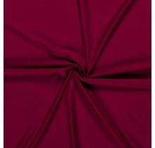 Viskose Jersey deluxe bordeauxrot 150 cm breit