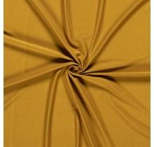 Viskose Jersey deluxe ockergelb 150 cm breit