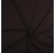 Viskose Jersey deluxe braun 150 cm breit