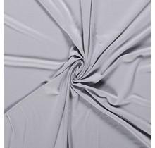 Viskose Jersey deluxe hellgrau 150 cm breit