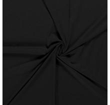 Viskose Jersey deluxe schwarz 150 cm breit