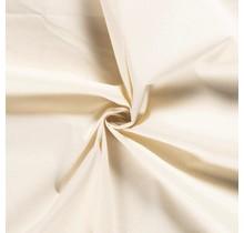 Baumwolle Stoff Nessel Cretonne wollweiss 144 cm breit