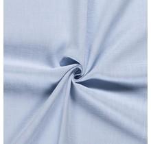 Leinen Stoff vorgewaschen deluxe blau 140 cm breit