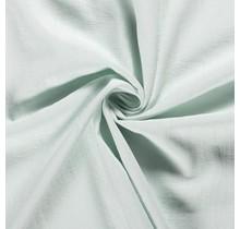 Leinen Stoff vorgewaschen deluxe mintgrün 140 cm breit
