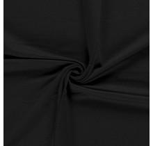 French Terry Premium schwarz 155 cm breit