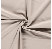 French Terry Premium beige 155 cm breit
