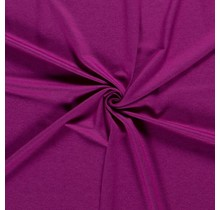 Jersey Viskose Premium magenta 155 cm breit