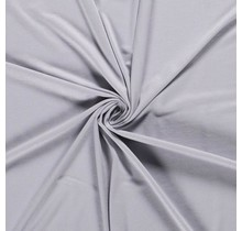 Jersey Viskose Premium hellgrau 155 cm breit