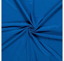 Jersey Viskose Premium königsblau 155 cm breit