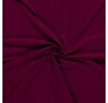Jersey Viskose Premium weinrot 155 cm breit