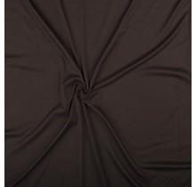 Jersey Viskose Premium braun 155 cm breit