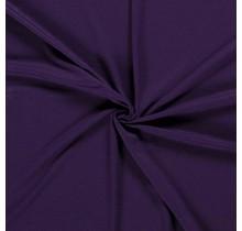 Jersey Viskose Premium aubergine 155 cm breit
