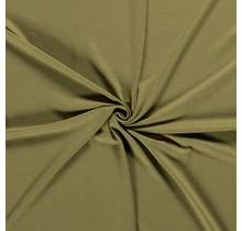 Jersey Viskose Premium oliv 155 cm breit