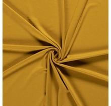 Jersey Viskose Premium ockergelb 155 cm breit