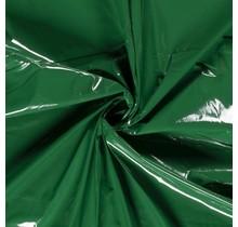 Lackstoff grün 138 cm breit