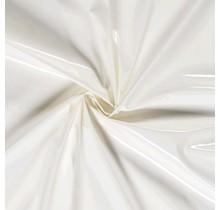 Lackstoff wollweiss 138 cm breit