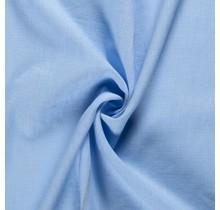 Leinen Ramie medium babyblau 138 cm breit