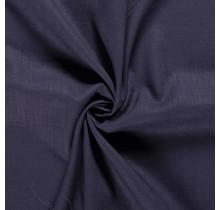 Leinen Ramie medium stahlblau 138 cm breit