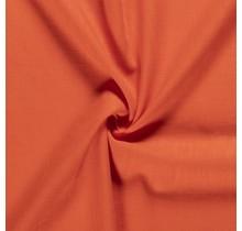 Leinen Ramie medium orange 138 cm breit