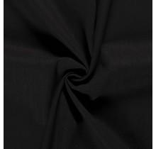 Leinen Ramie medium schwarz 138 cm breit