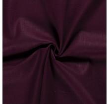 Leinen Ramie medium dunkel bordeauxrot 138 cm breit