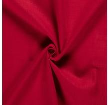 Leinen Ramie medium rot 138 cm breit