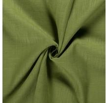 Leinen Ramie medium oliv 138 cm breit